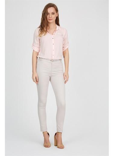 Setre Pantolon Taş